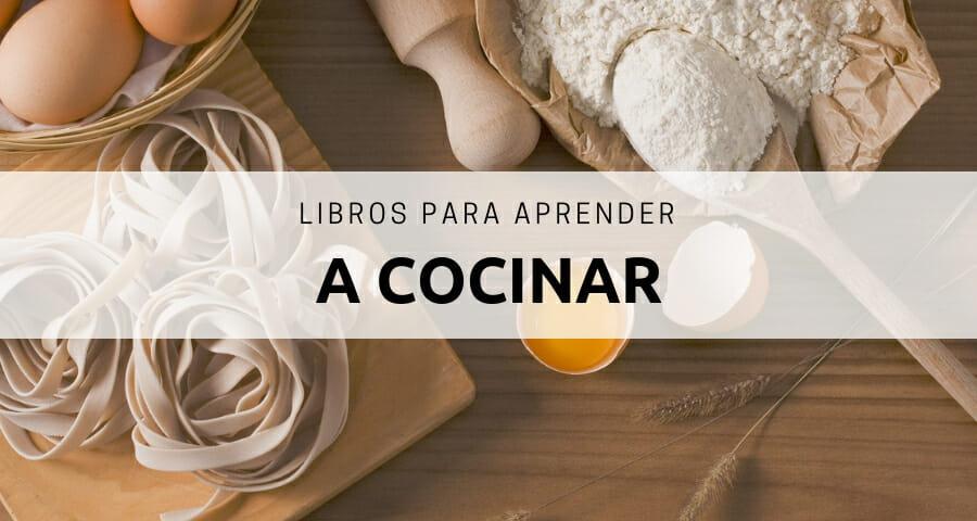 libros para aprender a cocinar